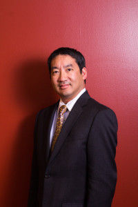 Clarence Low- President and Chair of Denver's Asian Chamber of Commerce