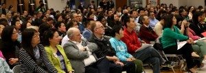 1st Chinese Immigrant-Sponsored Candidate Forum in the NCR